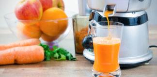 Naturalne soki dla oczyszczenia organizmu