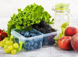 Korzyści diety pudełkowej