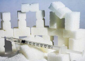 Zastrzyk z insuliną w leczeniu cukrzycy